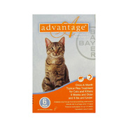 Advantage For Cats| Advantage Cats for flea treatment online at cheap