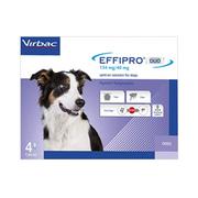 Buy Effipro DUO Spot-On For Dogs Flea & Tick Treatment | Summer Sale